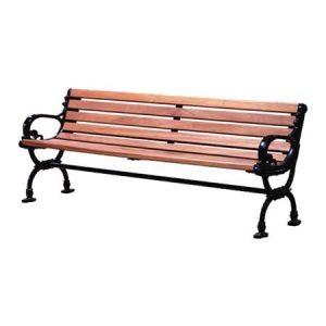 Series 1468 Cast Iron Bench