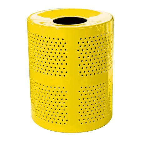 32 Gal Perforated Receptacle