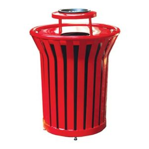 32 Gallon Receptacle with Ash Bonner Lid