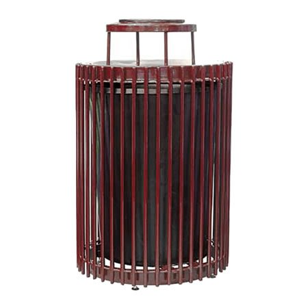 32 Gallon Steel Rod Receptacle