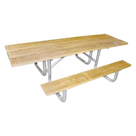 Wooden ADA Picnic Tables