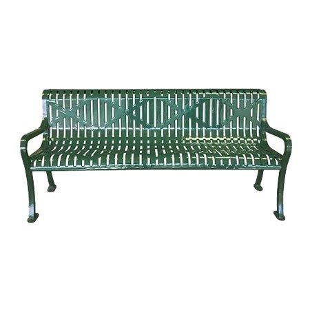 roll formed diamond bench