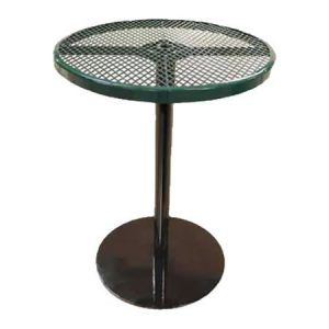 Expanded Pedestal Table
