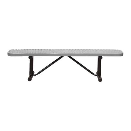 Standard Perforated Bench Without Back