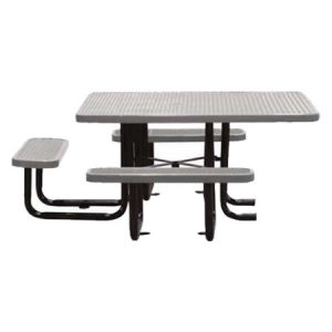 Expanded Metal ADA Table
